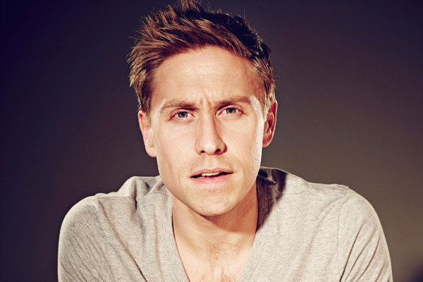 Russell howard car carousel