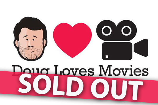 Doug loves movies car soldout carousel
