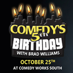 Comedy 103.1's Birthday Party